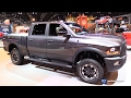 2017 Dodge RAM Power Wagon - Exterior and  Interior Walkaround - 2017 Chicago Auto Show