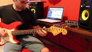 How to Radio Moscow  250 miles Cover with SOLO [HD]