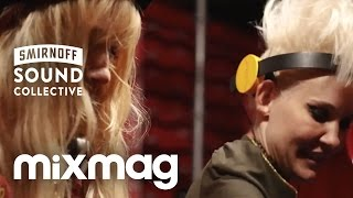 Download NERVO house set in The Lab at Creamfields #SmirnoffHouse Mp3 and Videos