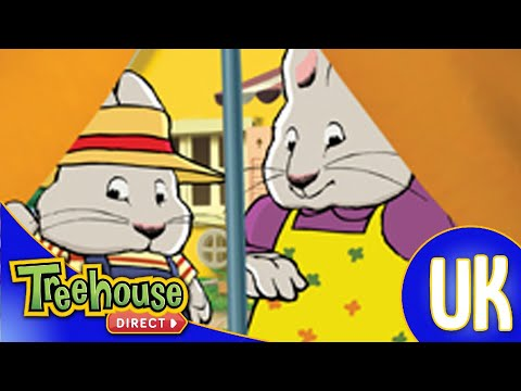 Max & Ruby - 4 - Camp Out / Ruby's Clubhouse / Max's Picnic