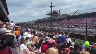 2017 Indy 500:  From Green Flag to Takuma Sato