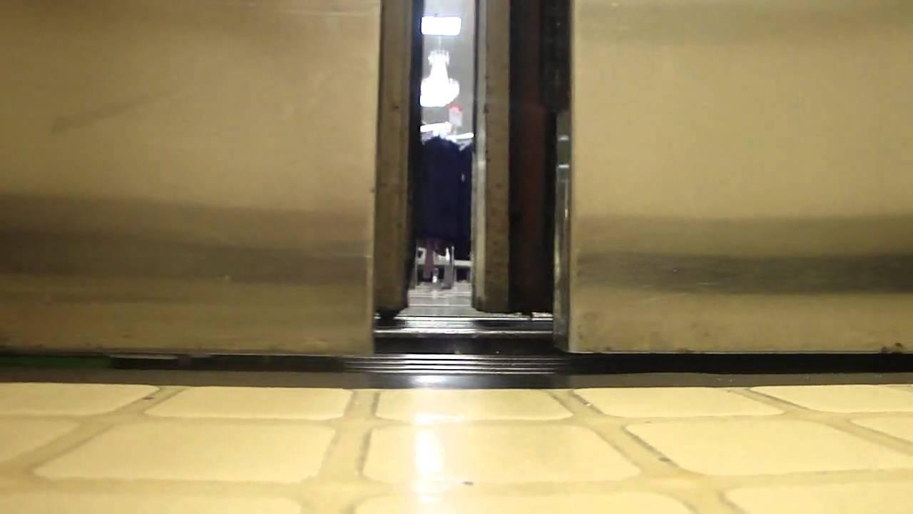AS, FF: Montgomery Hydraulic Elevator @ JCPenney, Ocean County Mall ...