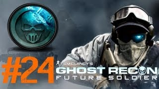 Ghost Recon Future Soldier Walkthrough #024 - Mission 8 - HD Gameplay No Commentary