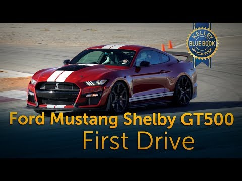 2020 Ford Mustang Shelby GT500 – First Drive