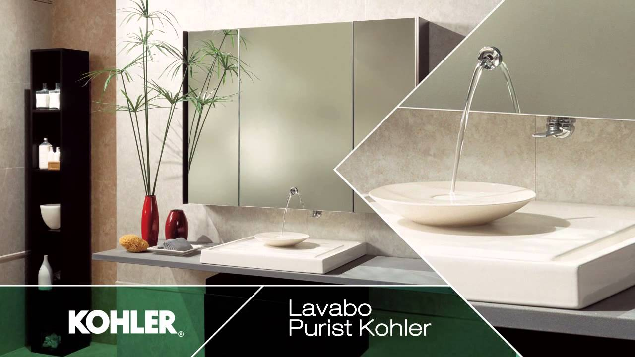 Muebles de baño KOHLER de venta en Interceramic - YouTube