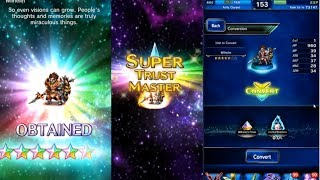 ADIM Kılavuz 7 Yıldız ve STMR ADIM! - [FFBE] Final Fantasy Cesur Exvius