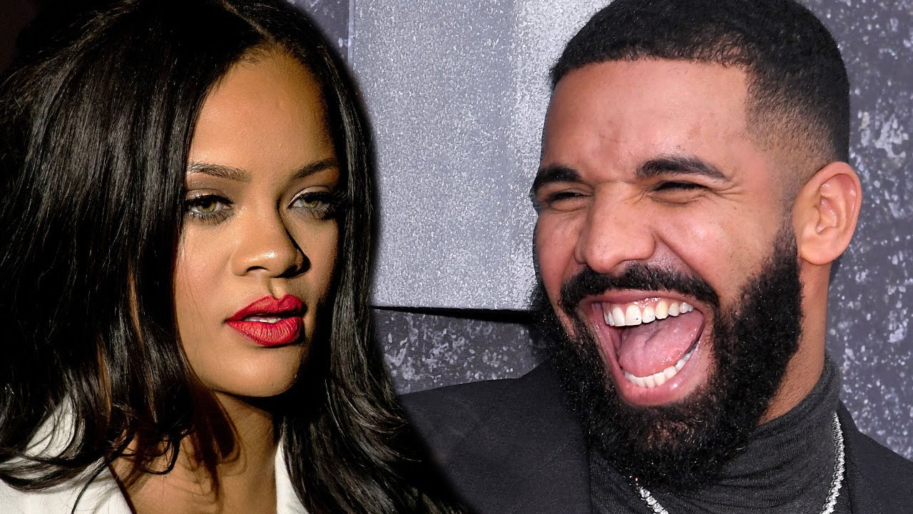 Rihanna shades Drake on Instagram Live
