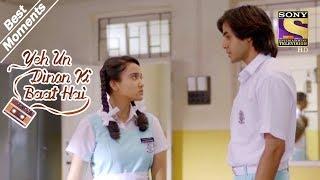 Yeh Un Dinon Ki Baat Hai   Sameer Gives Naina A Cassette   Best Moments