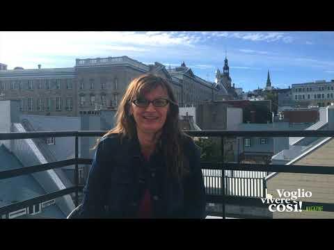 4MN - Liliana, vivere in Canada - Quebec City