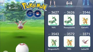 ¿GANAREMOS A LATIAS ENTRE 3 JUGADORES? [Pokémon GO-davidpetit]