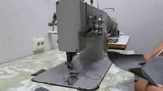 видео Беспосадочные Швейные Машины Промышленные - инструкция, характеристика, ремонт, запчасти