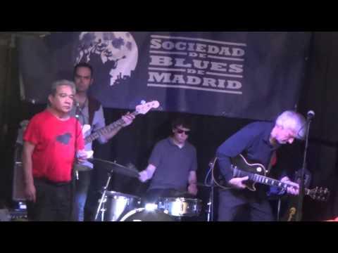 Paul Orta & Tonky Blues Band - Help Me