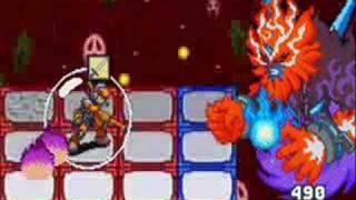 MegaMan Battle Network 5: Team ProtoMan - Nebula Grey