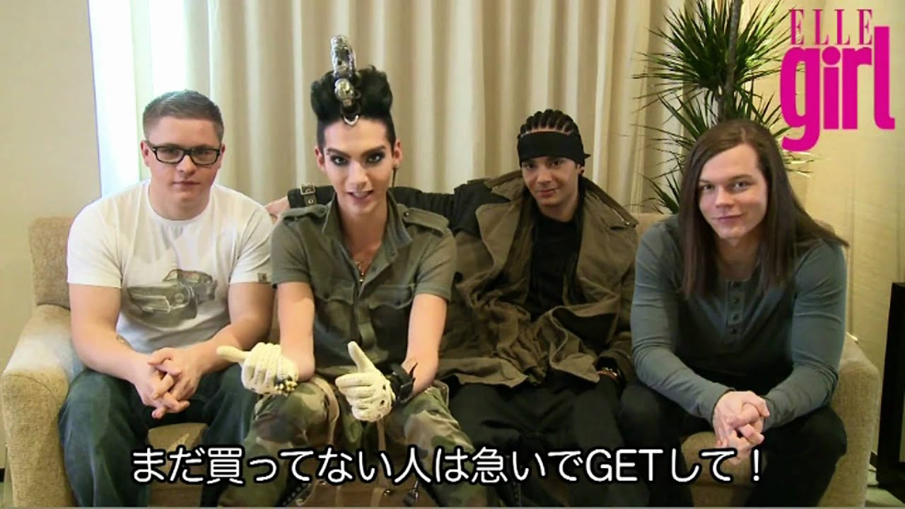 Tokio Hotel Interview Hd Eng Enjoy