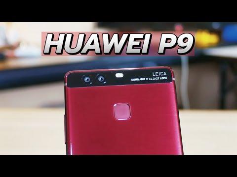 Huawei P9 ราคา 6100 จาก Lazada มาดูกันว่าเป็นอย่างไร