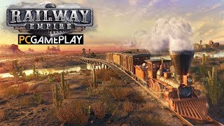 Railway Empire Gameplay (PC HD)