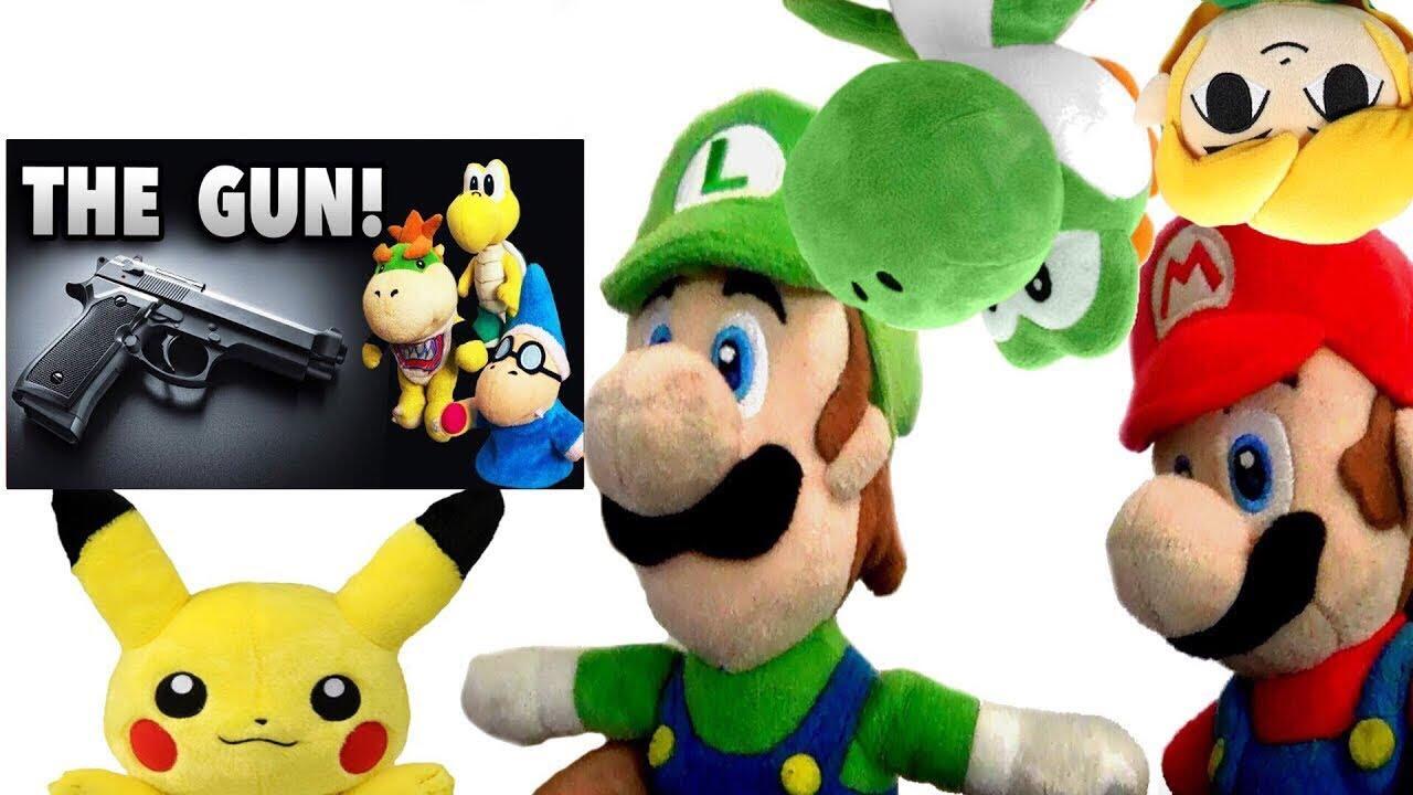 Sml Movie The Gun Mario And Luigi S Reaction Special Guests