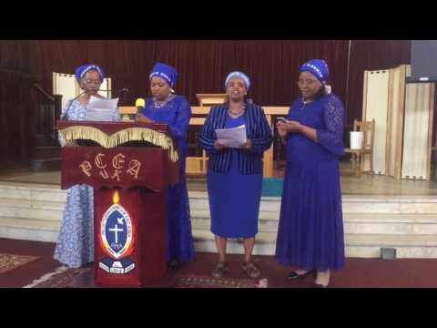 PCEA UK Outreach Woman's Guild Sunday 2017