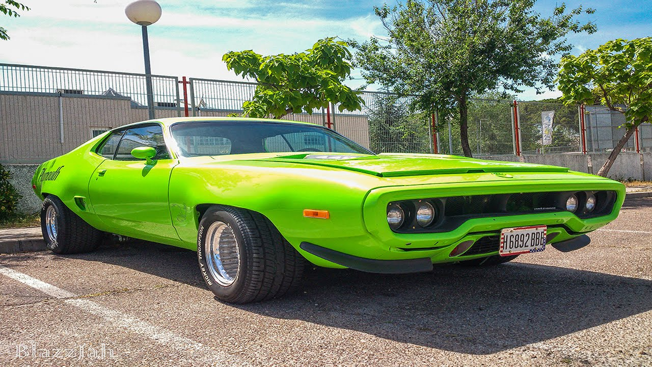 Plymouth Gtx Luxury Cars Cool Wallpapers By Blazzjah Youtube
