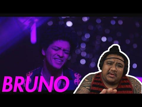 Bruno Mars - Versace On The Floor MV [MUSIC REACTION]