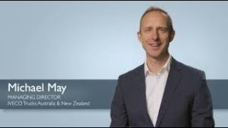 Michael May - Business Update