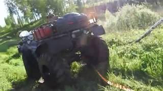 Русская механика против Квадроцикла Ястреб  Remix
