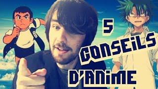 5 Conseil d'Anime