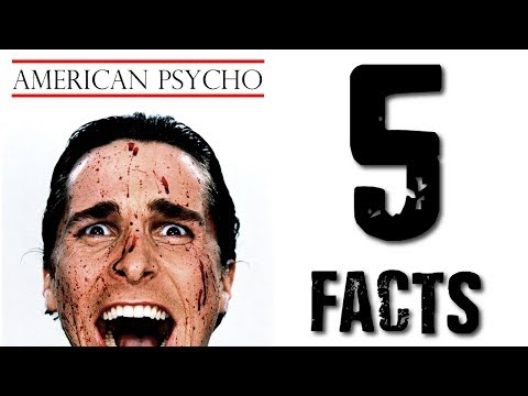 American Psycho 2000 Five Facts