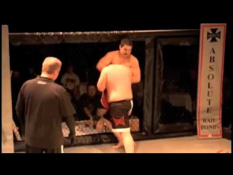 UFF V- Andrew Aronson vs Adam Boyer