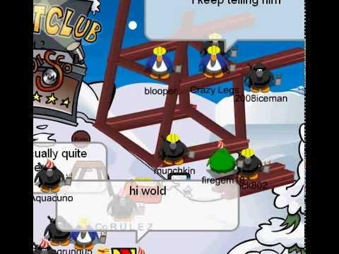 Penguin Chat 3