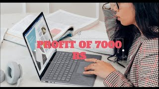 Live intraday trading -- How I made Profit of 7000 RS  --13-May-2020