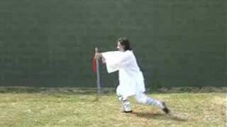 Tai Chi Chuan Yang Espada 32 movimientos
