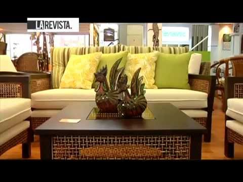 Tendencias en decoraci n para casas de campo youtube for Adornos de casa