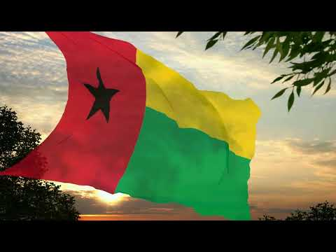 Flag and anthem of Guinea-Bissau