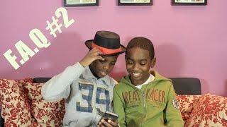 FAQ #2: Le Sosie de Black M | K-BOYZ TV