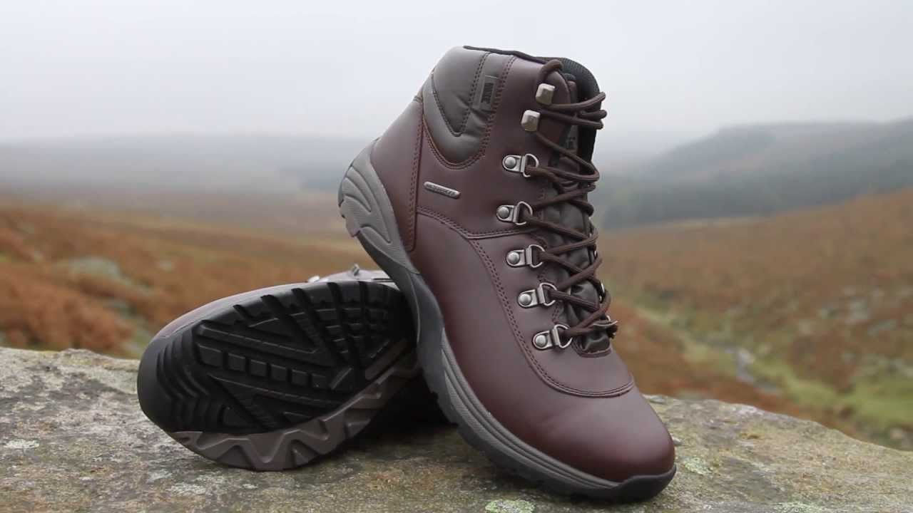 2dc31e45254 Freedom Trail Derwent Walking Boots Review by John from GO Outdoors