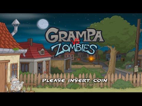 Grampa Vs Zombies Cartoons For Kids