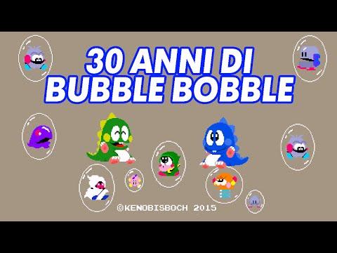 30 Anni Di Bubble Bobble