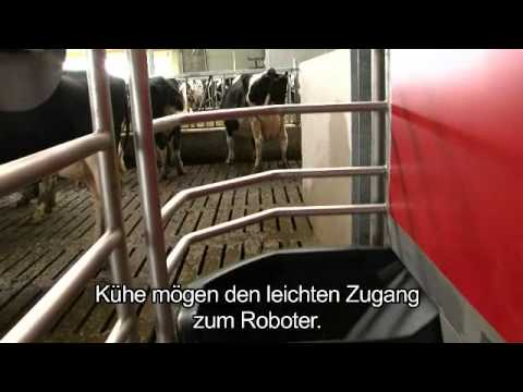 Lely Astronaut A4 - Benefits cow (German)