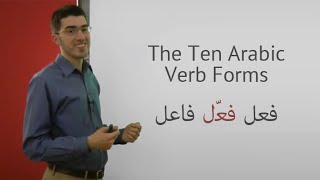 Introduction to the Ten Arabic Verb Forms | Part 1