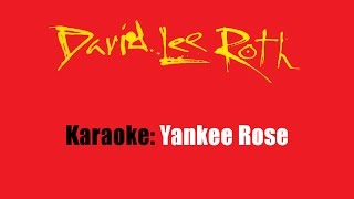 Karaoke: David Lee Roth / Yankee Rose