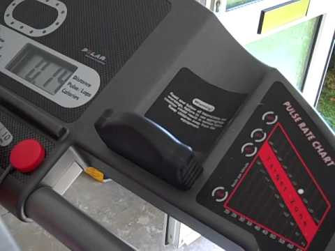 horizon fitness omega 2 treadmill youtube. Black Bedroom Furniture Sets. Home Design Ideas