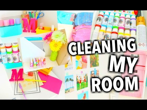 Cleaning My Room & The Best Organization Tips!