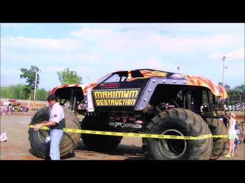 Monster Jam Hagerstown Speedway 2006
