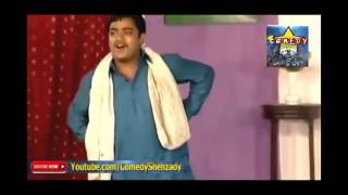 ALBYLA SAJAN KI BISTI AMAZING CLIP Punjabi Stage Drama Full Comedy