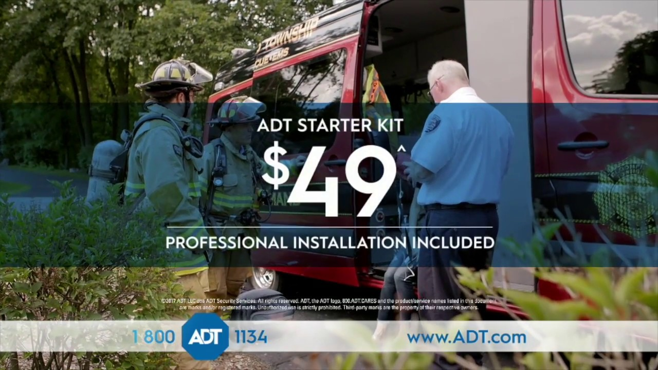 Revamped Home Security - ADT Authorized Dealer