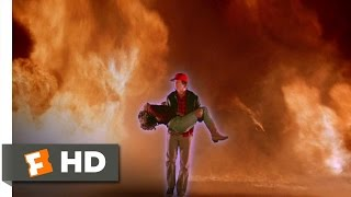 Starman (5/8) Movie CLIP - Road Block (1984) HD