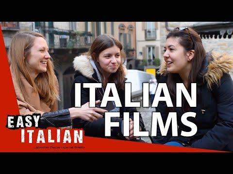Italian films | Easy Italian 15