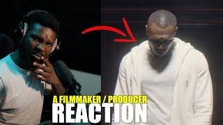 STORMZY - CROWN (OFFICIAL PERFORMANCE VIDEO) REACTION