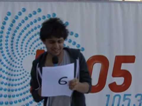 B105 radio FAME Competition